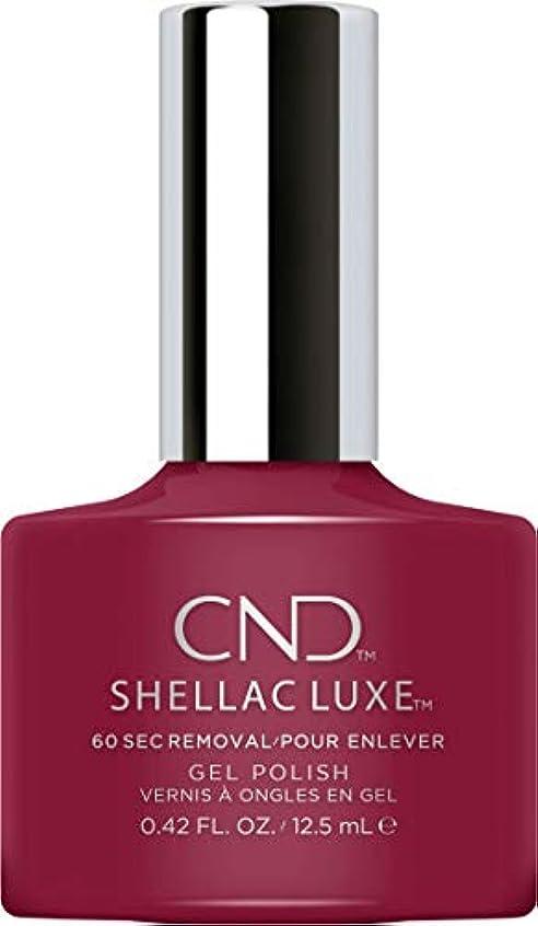 デザート塩辛いじゃがいもCND Shellac Luxe - Decadence - 12.5 ml / 0.42 oz
