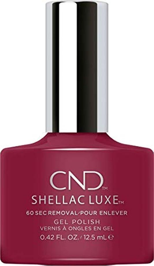 クリア等政治的CND Shellac Luxe - Decadence - 12.5 ml / 0.42 oz