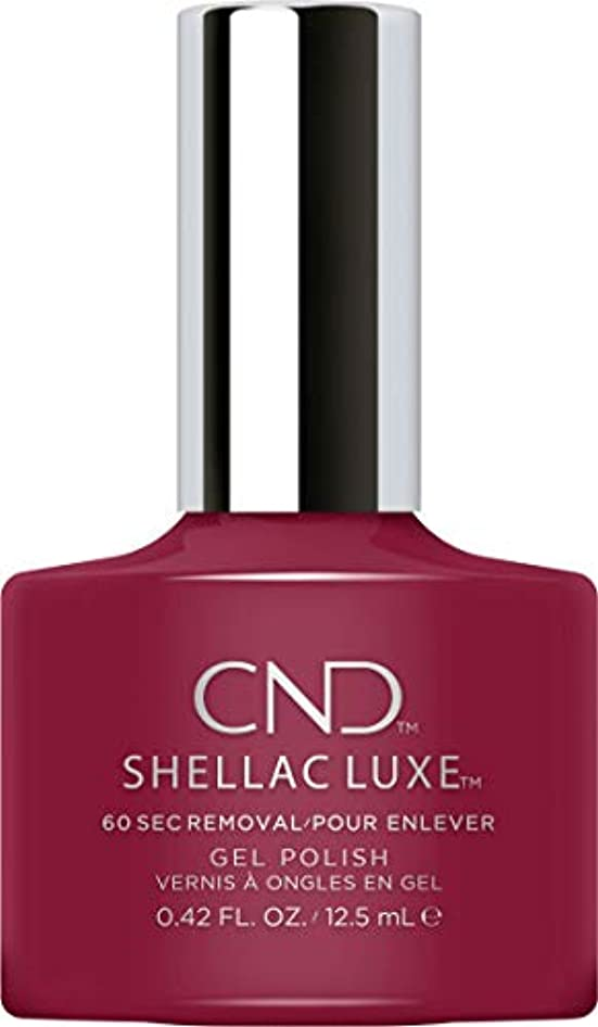 額かもしれないピックCND Shellac Luxe - Decadence - 12.5 ml / 0.42 oz