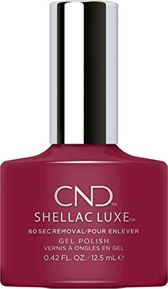火曜日クラックポット事業CND Shellac Luxe - Decadence - 12.5 ml / 0.42 oz
