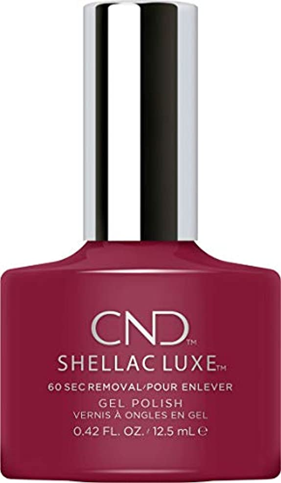にはまって地図判定CND Shellac Luxe - Decadence - 12.5 ml / 0.42 oz