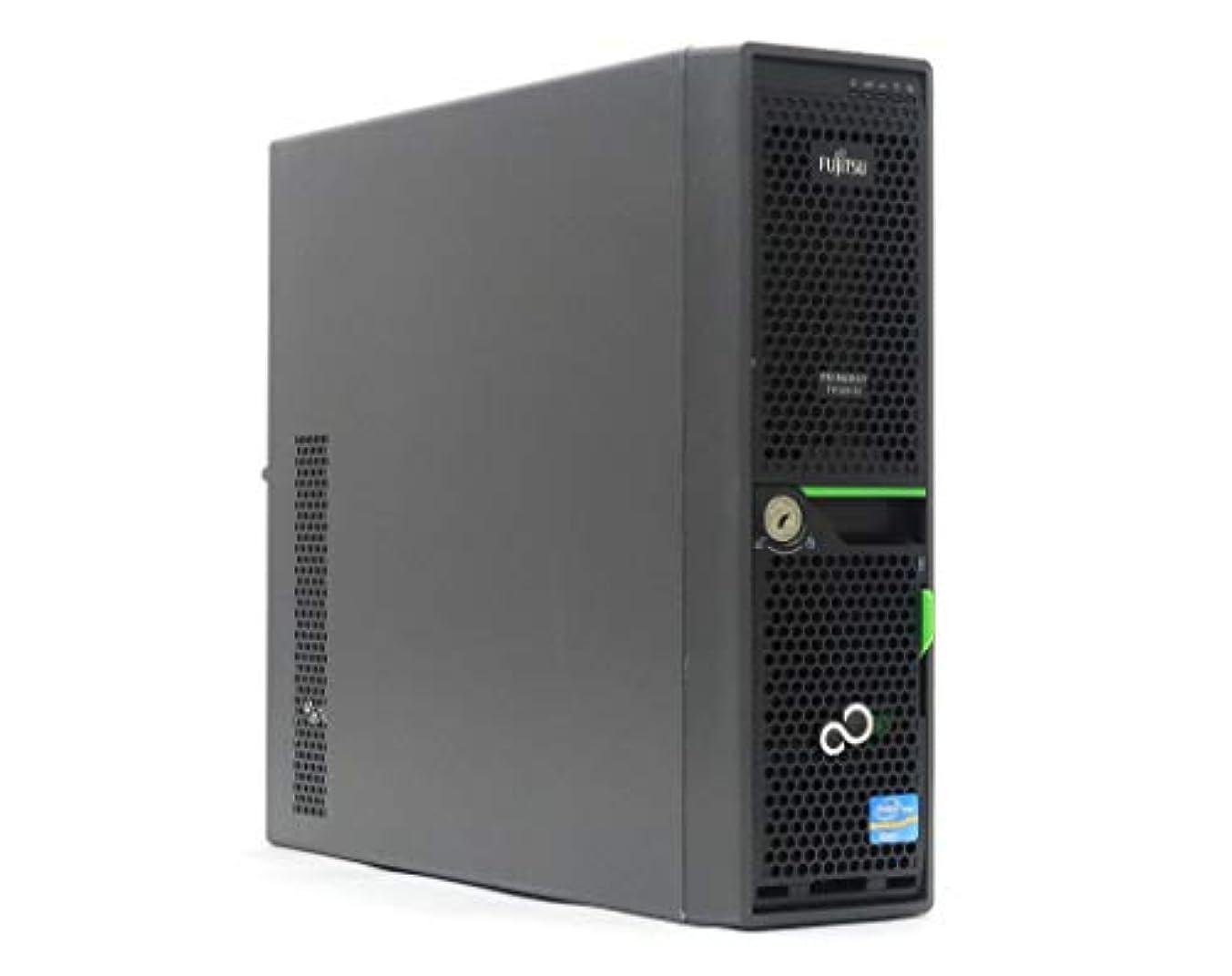 においパシフィック砂漠【中古】 富士通 PRIMERGY TX120 S3 Xeon E3-1220 v2 3.1GHz 4GB 146GBx2台(SAS2.5インチ/3Gbps/RAID1構成) DVD-ROM LSI Mega RAID(D2507)