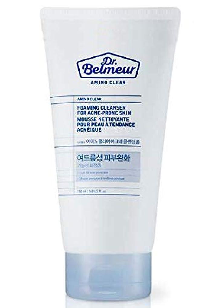 ストラトフォードオンエイボンジョリー方言[ザ?フェイスショップ] THE FACE SHOP [ドクターベルモ アミノ クリア クレンジングフォーム  150ml] Dr.Belmeur Amino Clear Foaming Cleanser 150g) [...