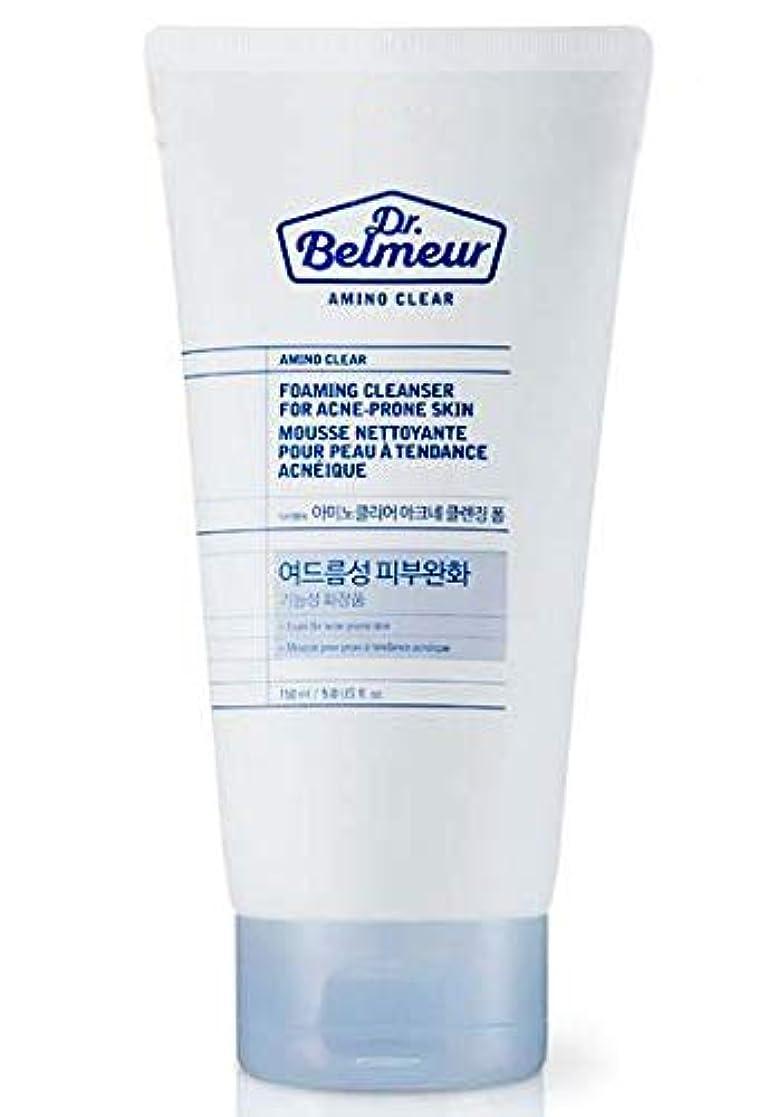 公平忠実なもちろん[ザ?フェイスショップ] THE FACE SHOP [ドクターベルモ アミノ クリア クレンジングフォーム  150ml] Dr.Belmeur Amino Clear Foaming Cleanser 150g) [...
