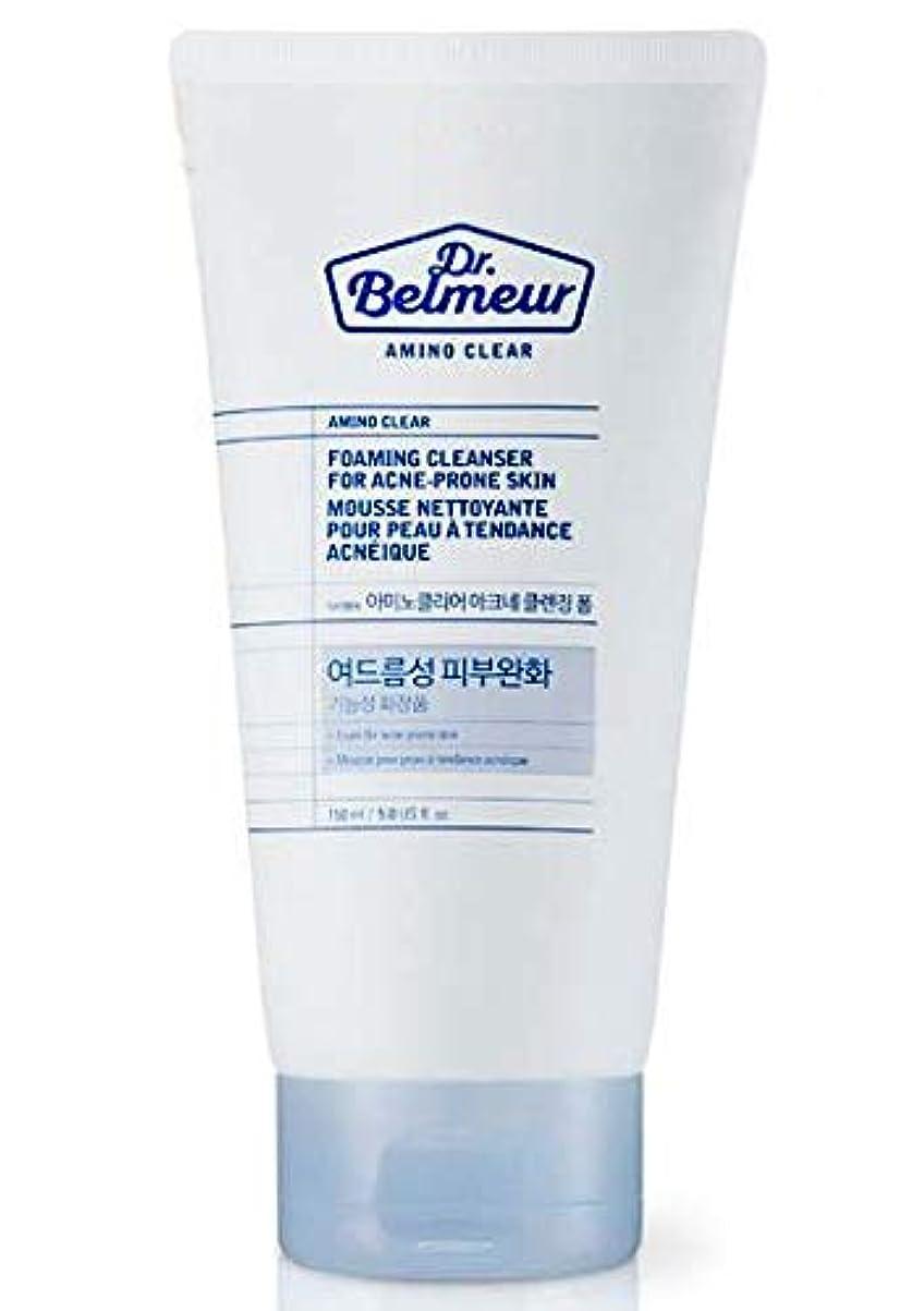ファーム海港協力[ザ?フェイスショップ] THE FACE SHOP [ドクターベルモ アミノ クリア クレンジングフォーム  150ml] Dr.Belmeur Amino Clear Foaming Cleanser 150g) [...