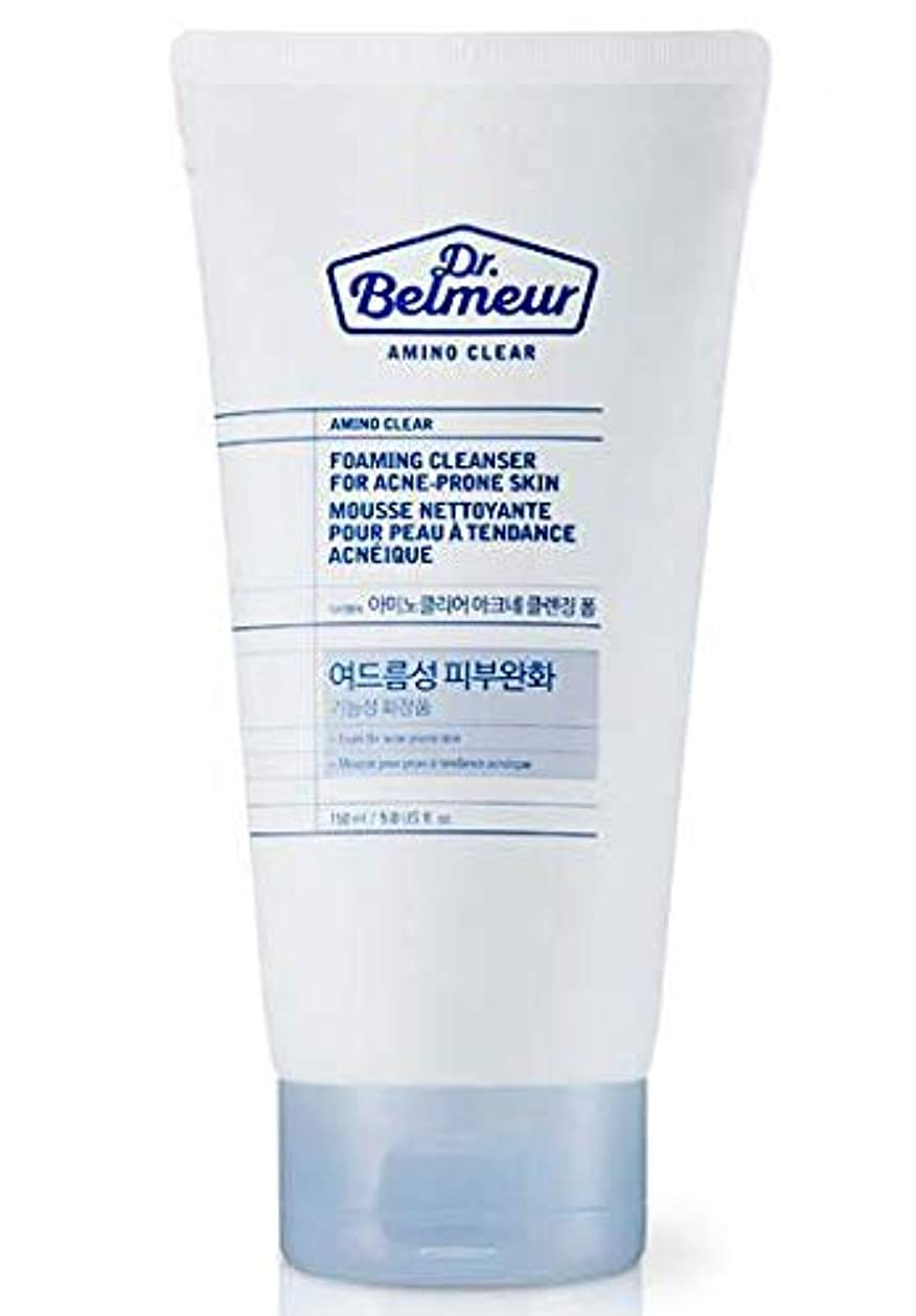 行政鎖の間で[ザ?フェイスショップ] THE FACE SHOP [ドクターベルモ アミノ クリア クレンジングフォーム  150ml] Dr.Belmeur Amino Clear Foaming Cleanser 150g) [...
