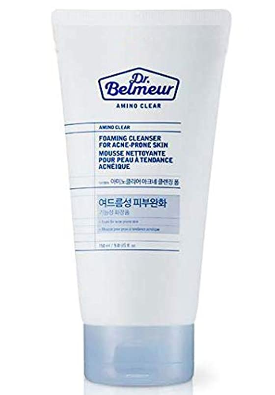 シエスタ意外ポーク[ザ?フェイスショップ] THE FACE SHOP [ドクターベルモ アミノ クリア クレンジングフォーム  150ml] Dr.Belmeur Amino Clear Foaming Cleanser 150g) [...