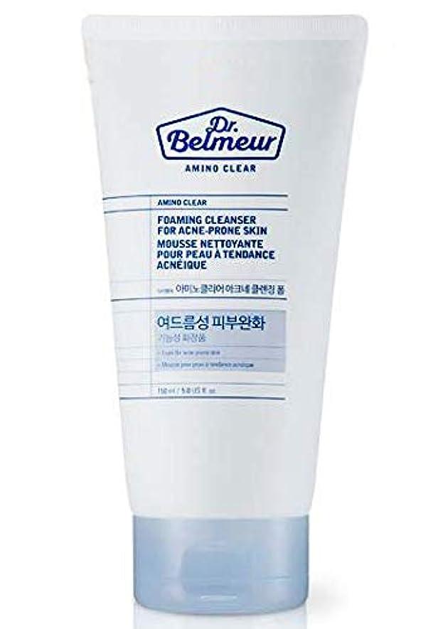 傾向がある基礎理論気配りのある[ザ?フェイスショップ] THE FACE SHOP [ドクターベルモ アミノ クリア クレンジングフォーム  150ml] Dr.Belmeur Amino Clear Foaming Cleanser 150g) [...