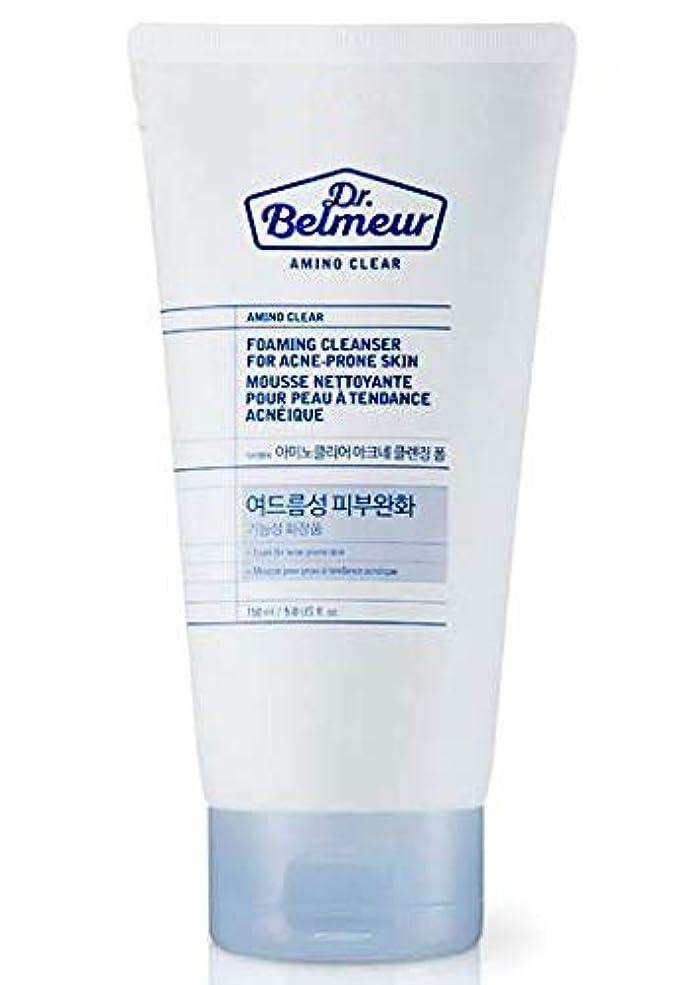 [ザ?フェイスショップ] THE FACE SHOP [ドクターベルモ アミノ クリア クレンジングフォーム  150ml] Dr.Belmeur Amino Clear Foaming Cleanser 150g) [...