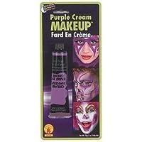 フェイスペイント Purple  Cream Make Up