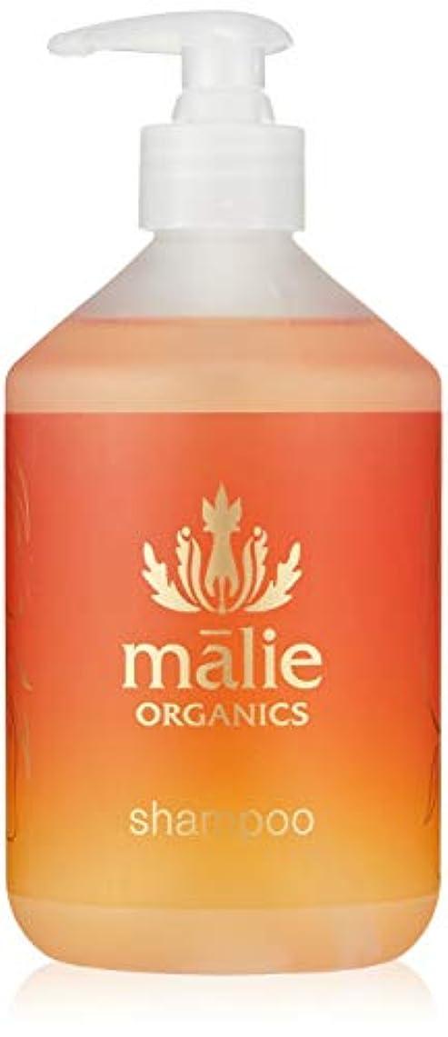 気分企業宗教的なMalie Organics(マリエオーガニクス) シャンプー マンゴーネクター 473ml