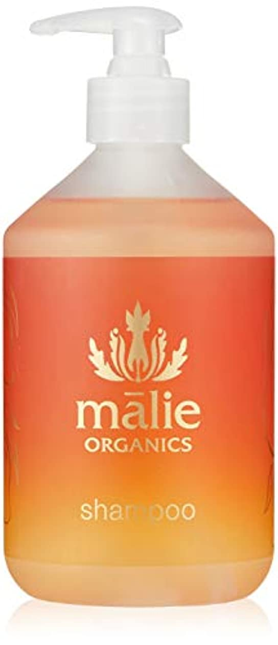 ティッシュアクティブ彼女Malie Organics(マリエオーガニクス) シャンプー マンゴーネクター 473ml