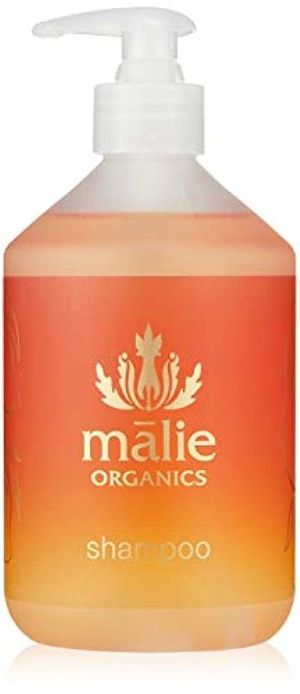 ゆるく試す要求するMalie Organics(マリエオーガニクス) シャンプー マンゴーネクター 473ml