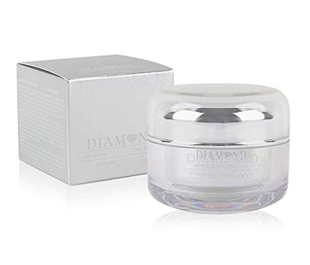 宗教的な筋品種[vacci] ダイヤモンドインテンシブホワイトニングデイクリーム50ml / Diamond Intensive Whitening Day Cream 50ml / モイスチャライジング、SPF 35 ++ PA ++、ファーミングリフティング/韓国化粧品 / Moisturizing, SPF 35++PA++, Firming Lifting / Korean Cosmetics [並行輸入品]