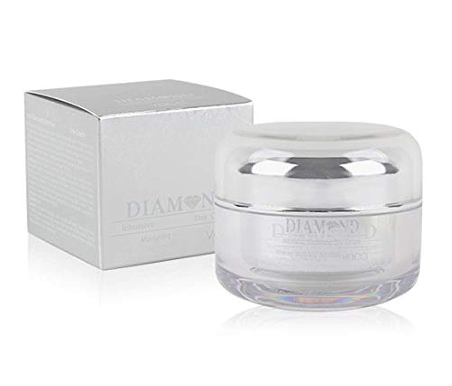 楽な非互換社会科[vacci] ダイヤモンドインテンシブホワイトニングデイクリーム50ml / Diamond Intensive Whitening Day Cream 50ml / モイスチャライジング、SPF 35 ++ PA +...