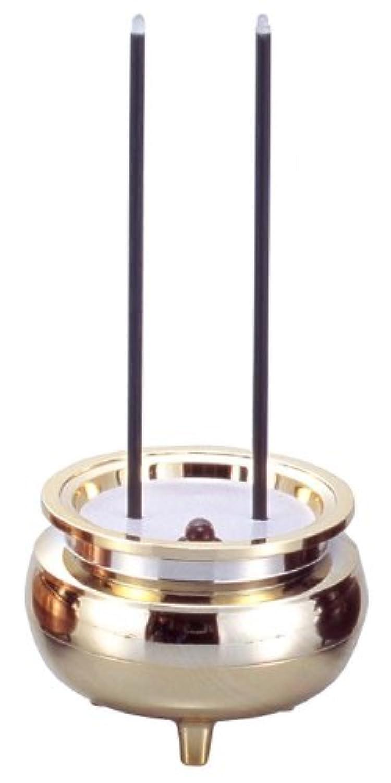 スマイルキッズ 電気線香 安心のお線香 ミニ ゴールド ASE-5201