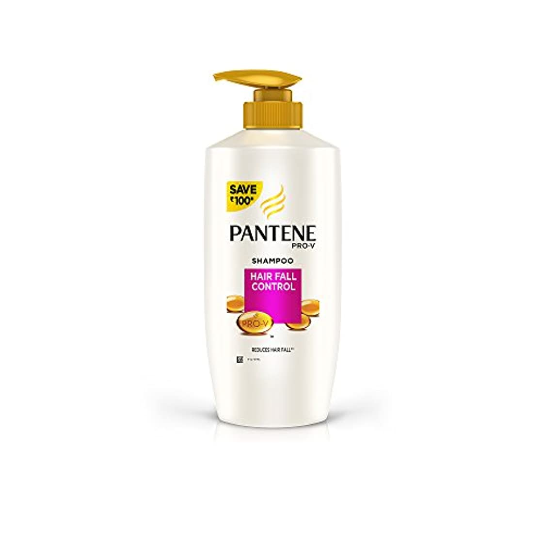 定義する実質的悲鳴PANTENE Hair Fall control SHAMPOO 675 ml (PANTENEヘアフォールコントロールシャンプー675ml)