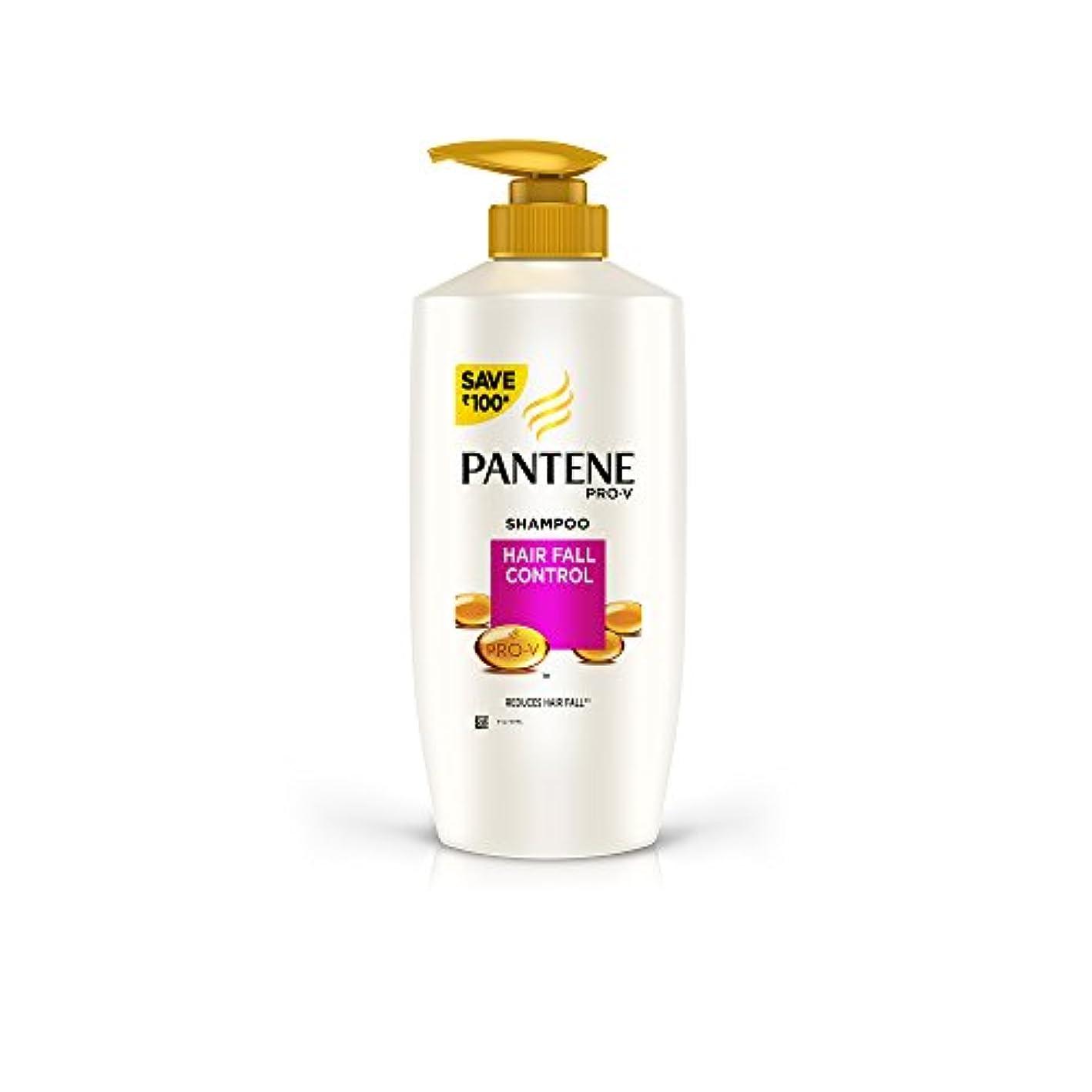 頭セッティング裸PANTENE Hair Fall control SHAMPOO 675 ml (PANTENEヘアフォールコントロールシャンプー675ml)