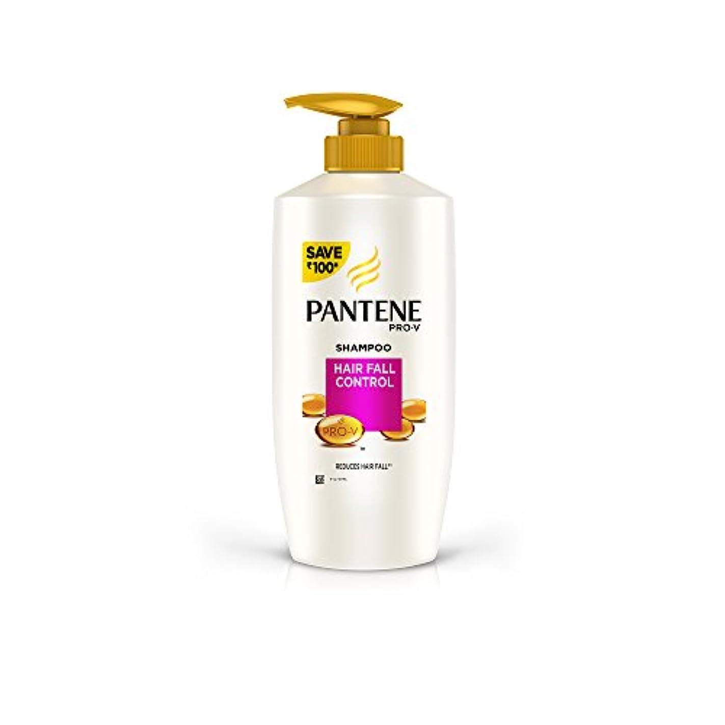 人差し指小川おんどりPANTENE Hair Fall control SHAMPOO 675 ml (PANTENEヘアフォールコントロールシャンプー675ml)