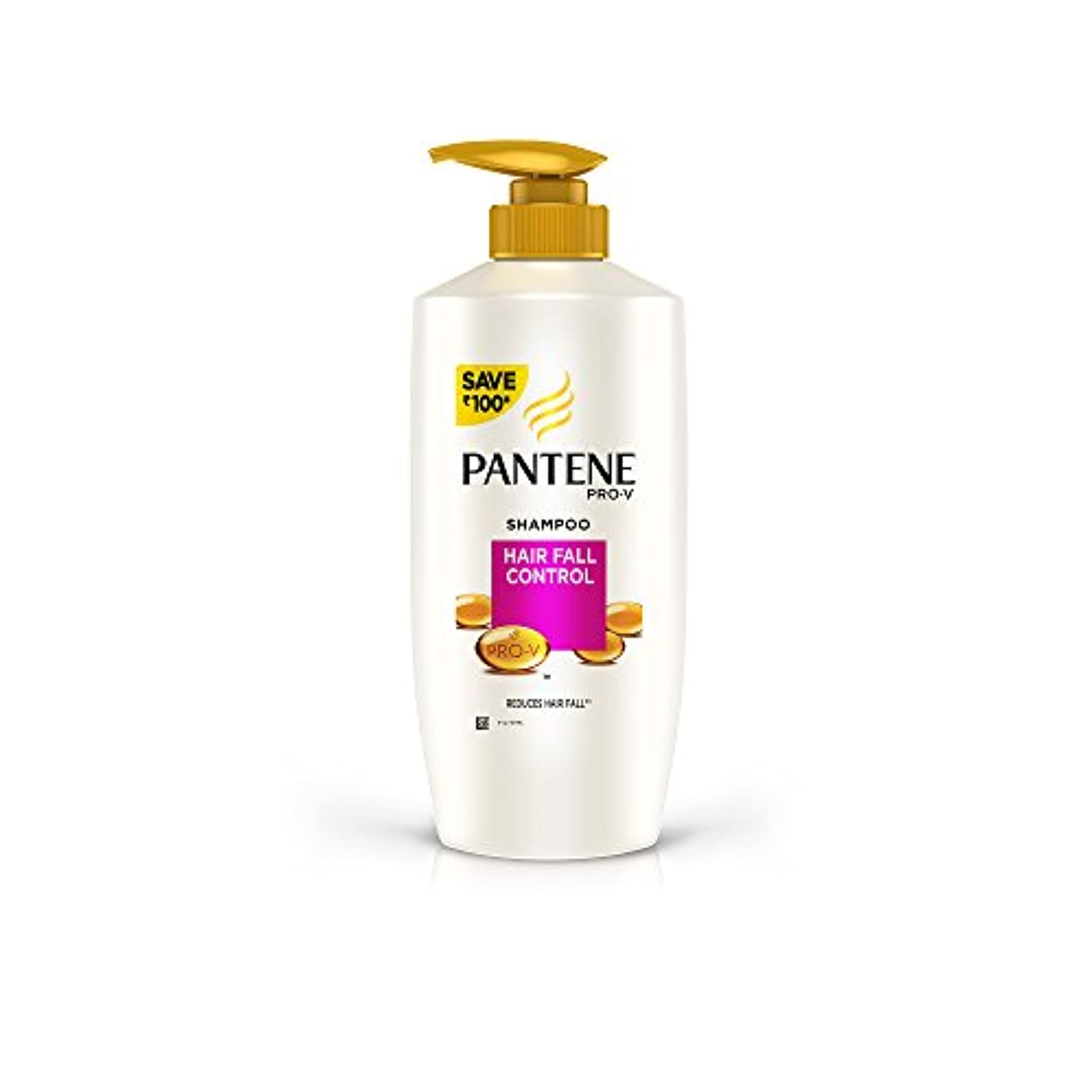 PANTENE Hair Fall control SHAMPOO 675 ml (PANTENEヘアフォールコントロールシャンプー675ml)