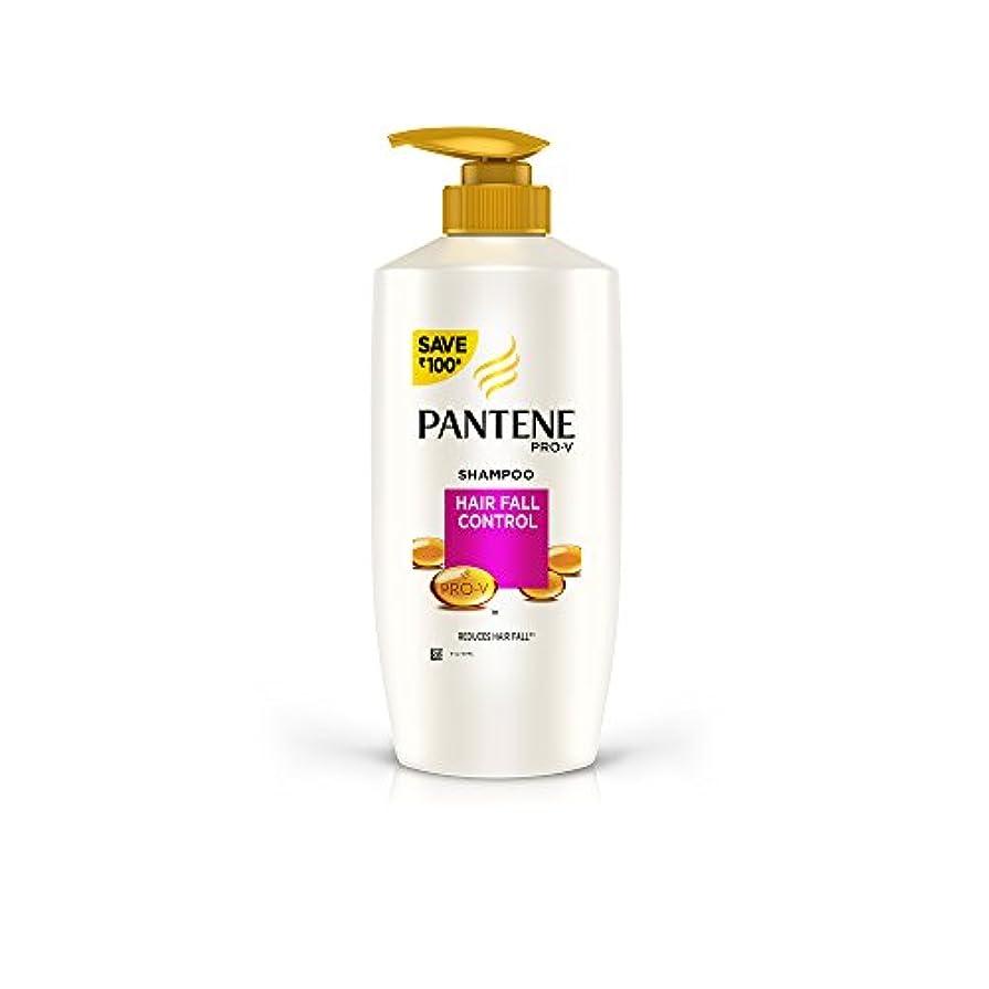 気難しいリビングルーム翻訳PANTENE Hair Fall control SHAMPOO 675 ml (PANTENEヘアフォールコントロールシャンプー675ml)
