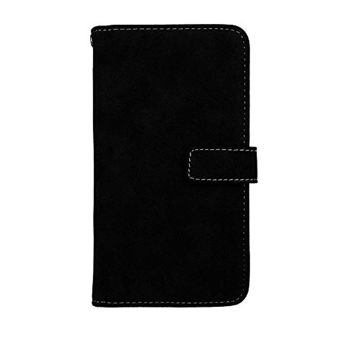 ある腹メロディアスXiaomi Redmi Note 4X 高品質 マグネット ケース, CUNUS 携帯電話 ケース 軽量 柔軟 高品質 耐摩擦 カード収納 カバー Xiaomi Redmi Note 4X 用, ブラック