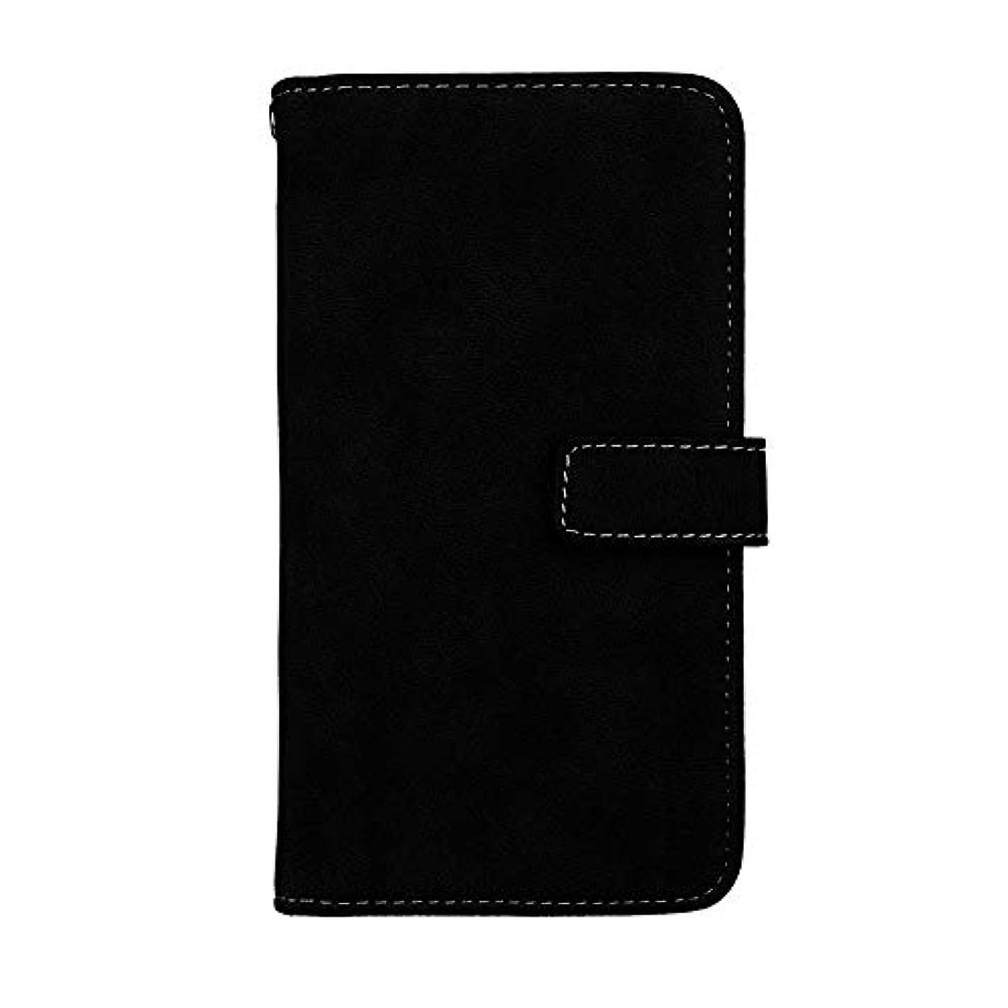 広告主色合いボーカルXiaomi Redmi Note 4X 高品質 マグネット ケース, CUNUS 携帯電話 ケース 軽量 柔軟 高品質 耐摩擦 カード収納 カバー Xiaomi Redmi Note 4X 用, ブラック