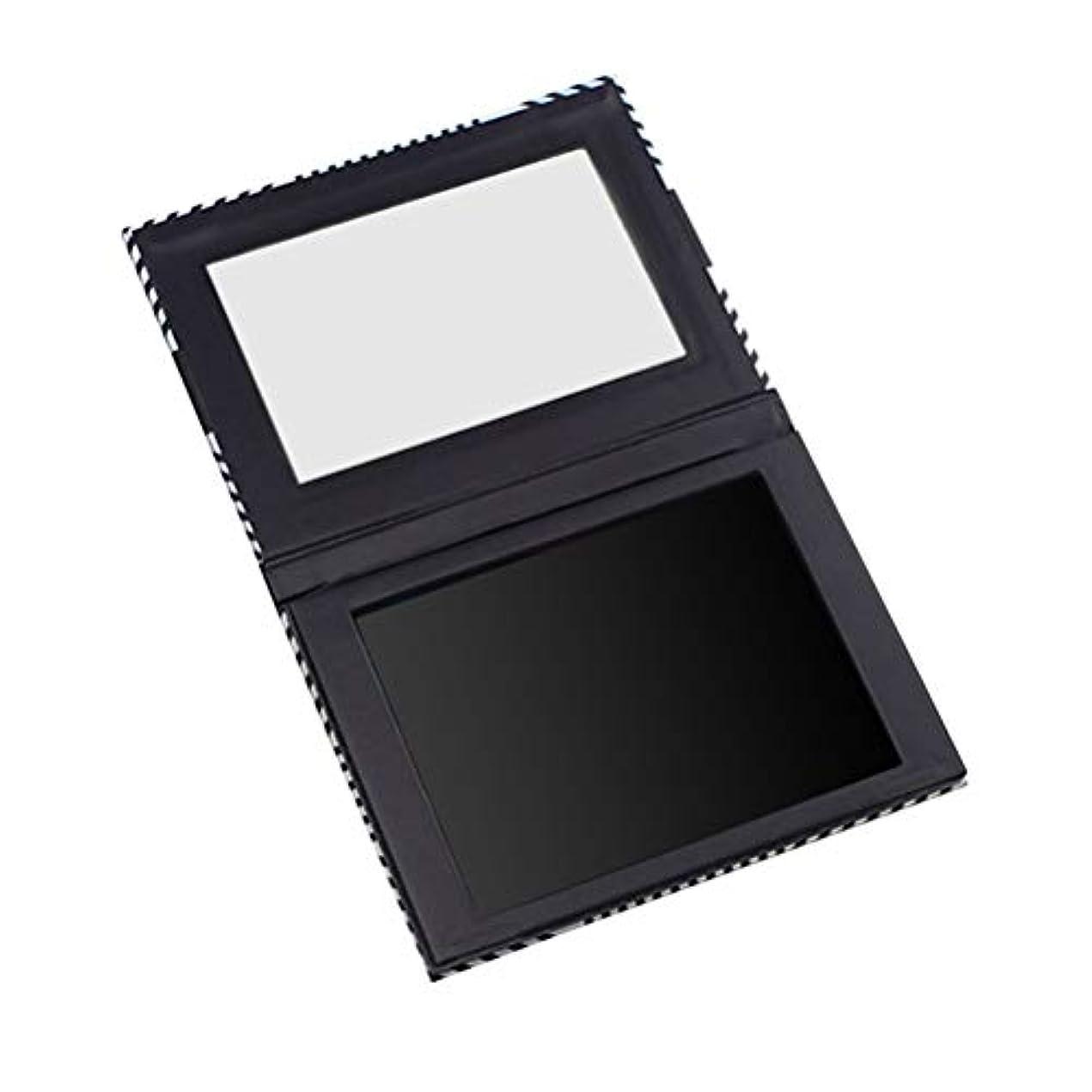 放散する操縦するくぼみLurrose ミラー付き空の磁気パレットアイシャドウオーガナイザー