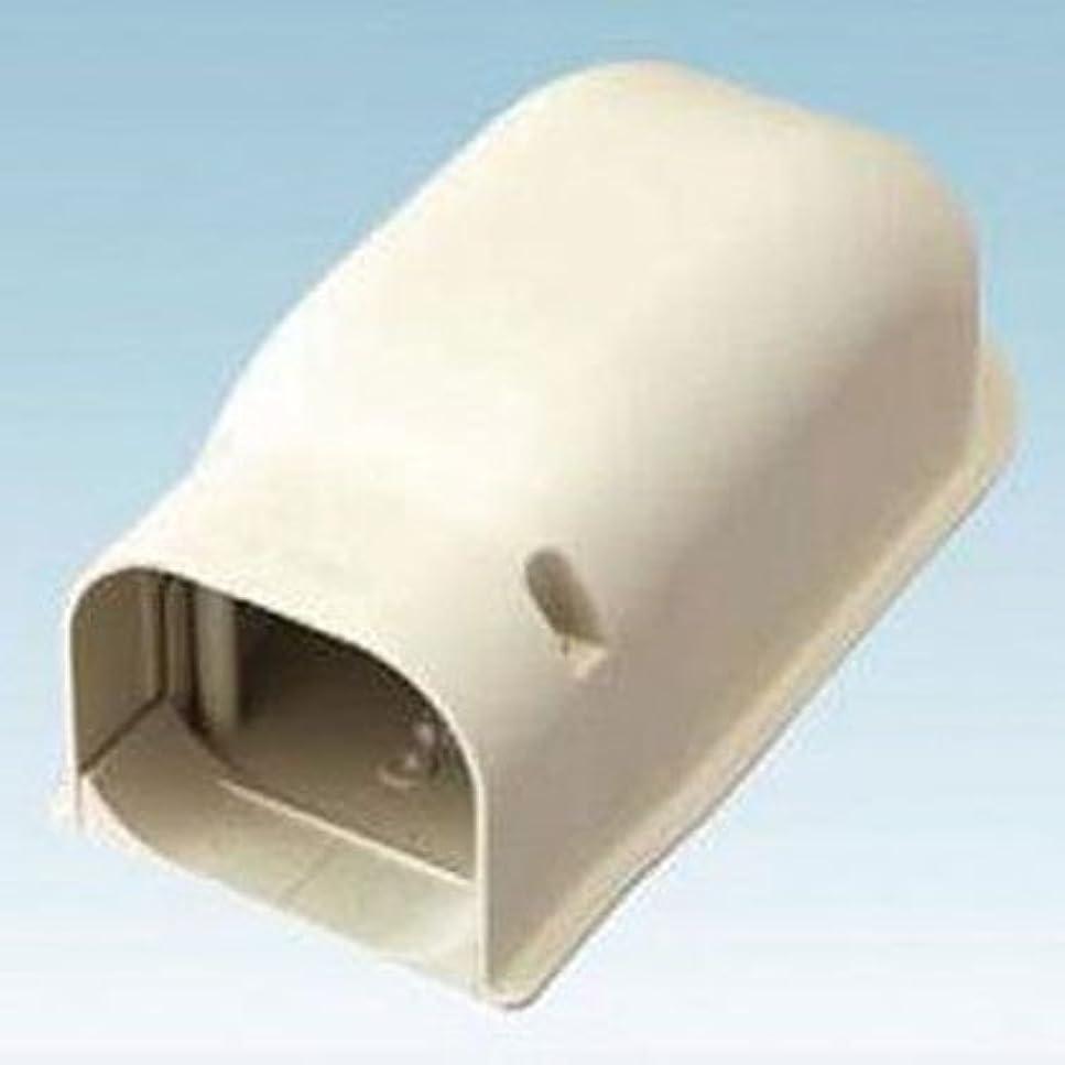 ゴム残酷ゴムオーケー器材 配管化粧ダクト スカイダクト TDシリーズ ウォールカバー ホワイト 10個入 K-TDW10AW