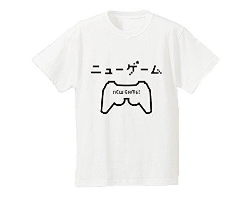 NEW GAME! ニューゲームTシャツ XLサイズの詳細を見る