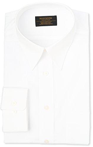 [フレックスジャパン] 精紡交撚 100番双糸 99サイズ展開 防汚加工 BRL450