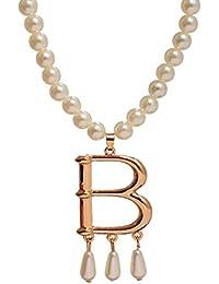 GRACEART Anne Boleyn Faux Pearl Necklace