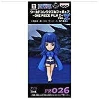 ワンピース ワールドコレクタブルフィギュア ONE PIECE FILM Z vol.4 FZ026:アイン バンプレスト プライズ