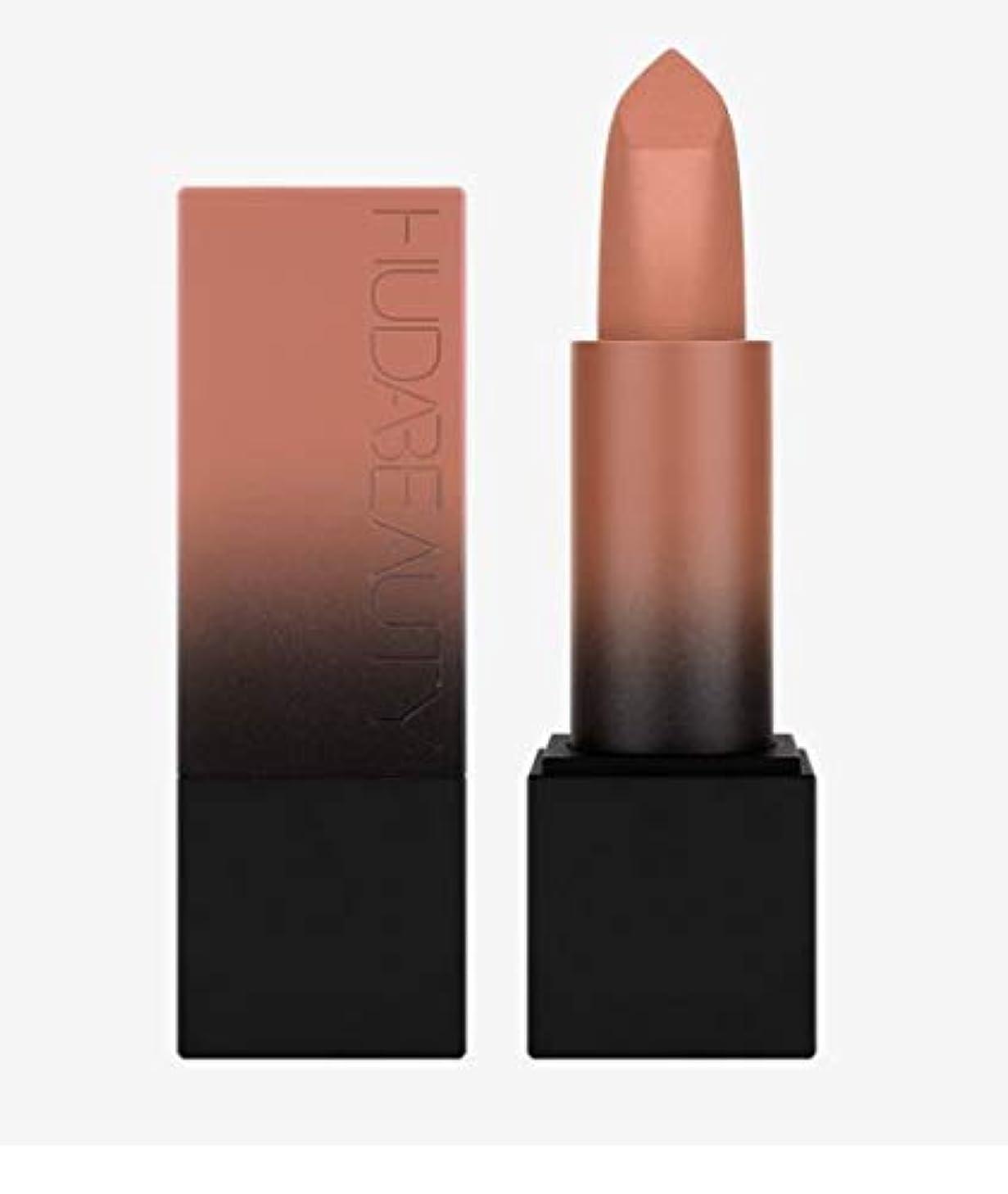 隔離電圧堤防Hudabeauty Power Bullet Matte Lipstick マットリップ Anniversary