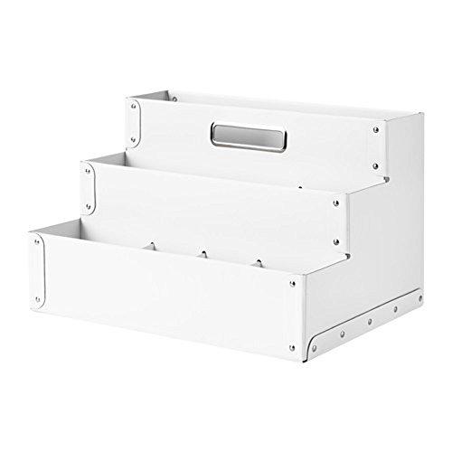 IKEA/イケア FJALLA:デスクオーガナイザー ホワイト (603.644.41)