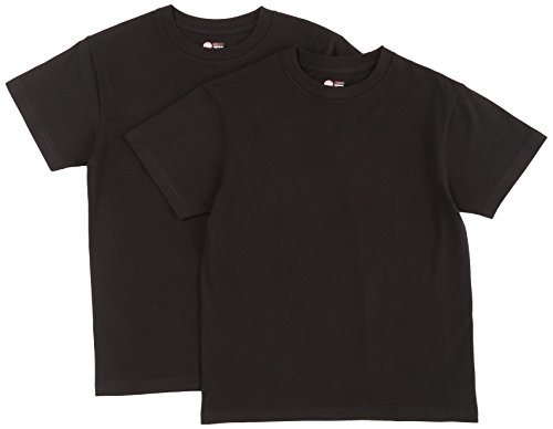 (レッドキャップ)RED KAP SINGLE JERSEY 2 PACK TEE SK2PJ-7059 BLACK ブラック M Tシャツ