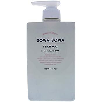 SOWASOWA(ソワソワ) ピュアダメージケアシャンプー