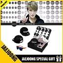 【公式グッズ】【STAR OPPA BOX】JYJ KIM JAEJOONG着用(ジェジュン着用グッズ)goods(帽子 Tシャツrandom1枚 サングラス)★SPECIAL GIFT