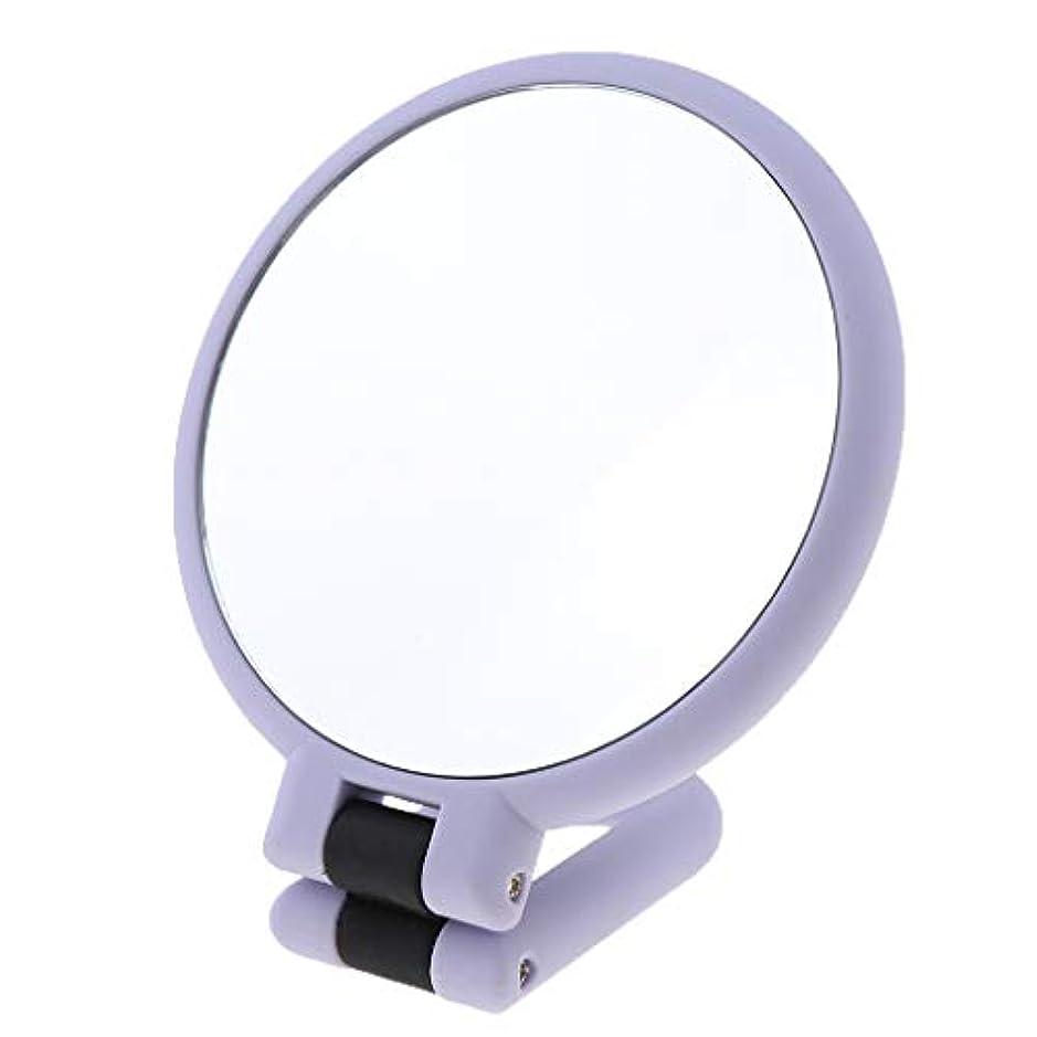 サスティーンラフレシアアルノルディ挨拶する化粧鏡 メイクミラー 折り畳み式 卓上ミラー 手持ち型 トラベルミラー 全3サイズ - 15倍の拡大鏡