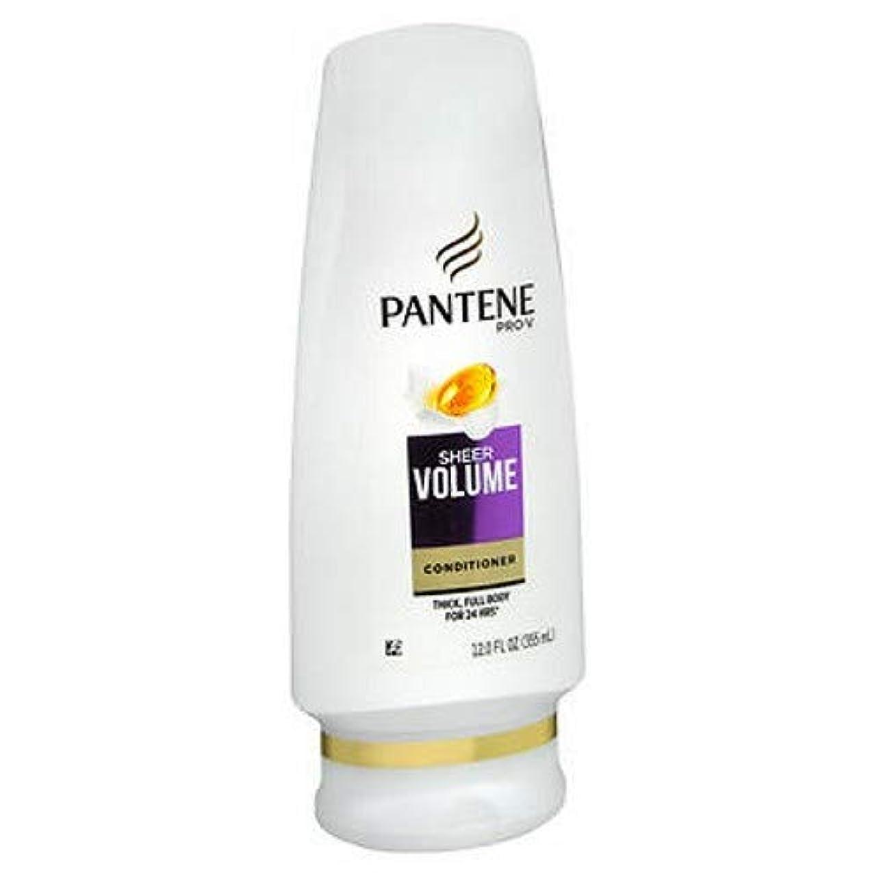 焼く割合天国Pantene CdのファインのFlt巻サイズ12.0Zコンディショナーファイン体Fltボリューム12オンス