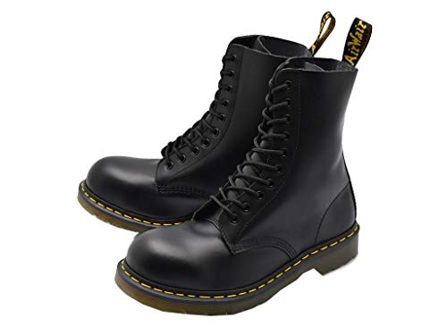 BACK TO BASIC 1919Z 10EYE STEEL TOE Black 10105001