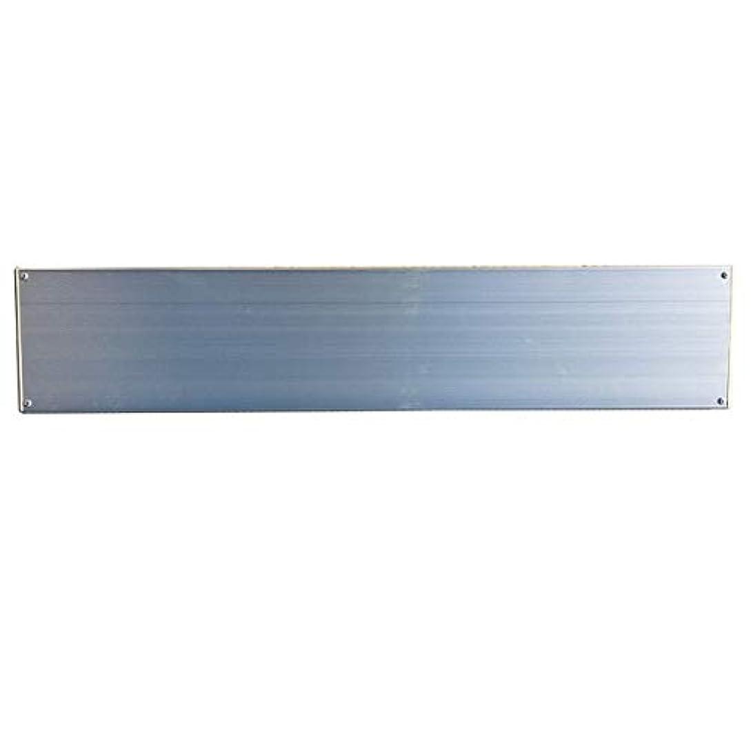 アルミ製座板 2分割式FRPボート用