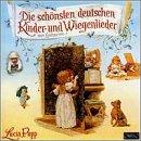 Sings German Children's Songs