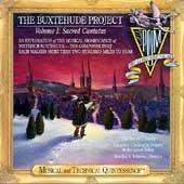 Buxtehude;Sacred Cantatas