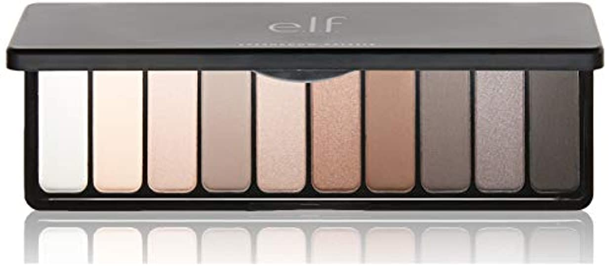 結論凍った太字E.L.F. Everyday Smoky Eyeshadow Palette (並行輸入品)