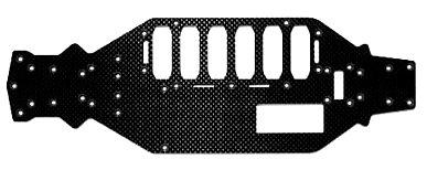 R/C SPARE PARTS SP-996 TBエボリューション3 メインフレーム