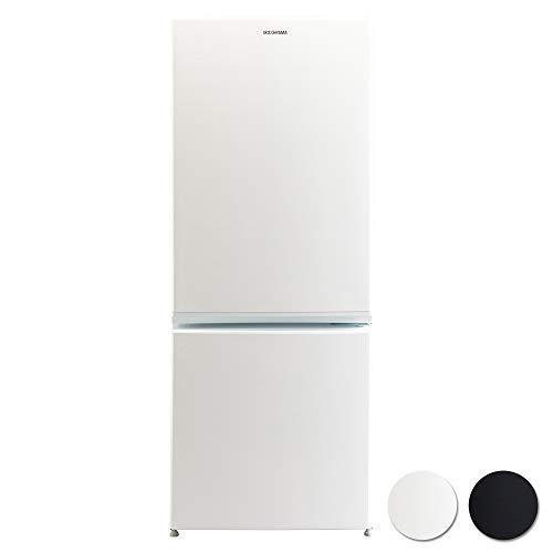 冷蔵庫 2ドア 156L アイリスオーヤマ 冷凍庫 一人暮らし 二人暮らし 新生活 ノンフロン冷凍冷蔵庫 ホワイト AF156-WE 白物家電 (568921) (送料無料)