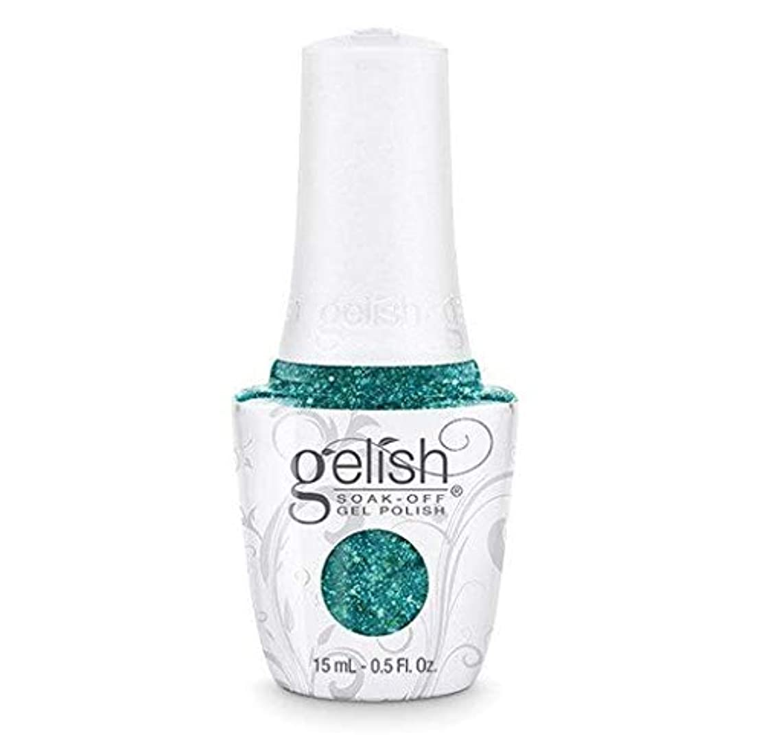 エレベーター回転する鯨Harmony Gelish - Kisses Under The Mistletoe - 15ml / 0.5oz