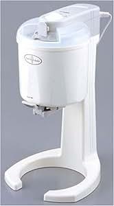 TIGER ソフトクリームメーカー ソフトホワイト 【温度計付き】 ABP-A600-WT