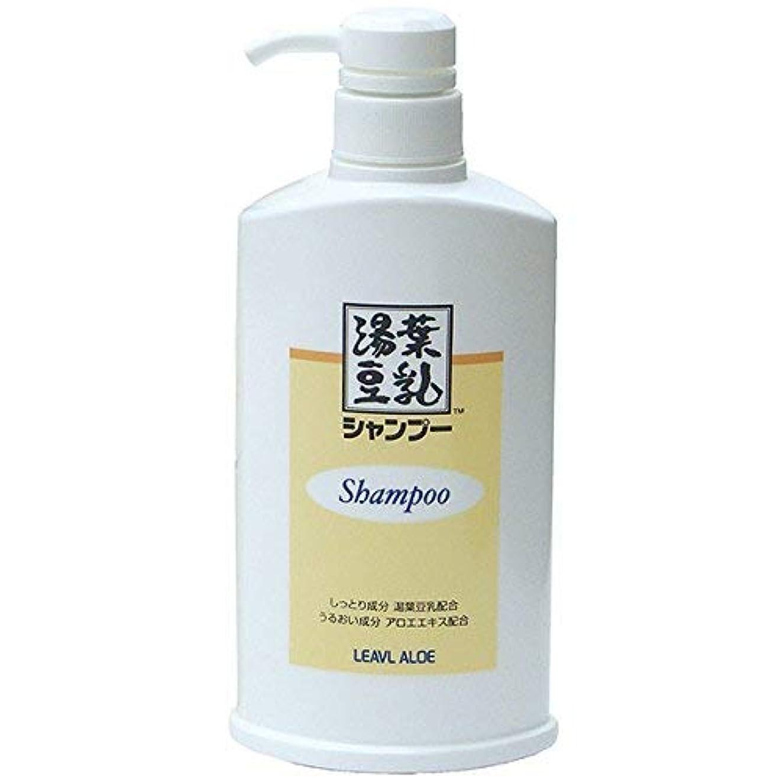 尊敬ライター旅湯葉豆乳シャンプー 500ml
